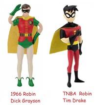 Robin bendable action figure Dick Grayson Tim Drake - $14.99