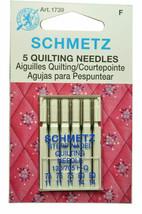 Schmetz Sewing Machine Quilting Needle 1739 - $7.16