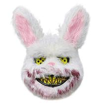Halloween Scary Mask Bloody Plush Bear Mask Halloween Party for Adults B... - $29.99