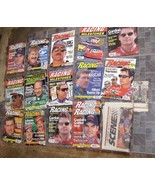 Racing Milestones NASCAR Magazine Lot 1996 1997 Nascar Winston Cup Scene... - $64.99