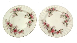 Royal Albert Lavender Rose Side Plates x 2 - $13.53