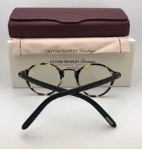 Oliver Peoples Eyeglasses Finne Ov 1227 5244 49-20 145 Rimless Antique Pewter - $419.95
