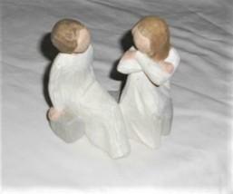 Willow Tree Figurine Heart & Soul Demdaco 2002 Susan Lordi - $24.05