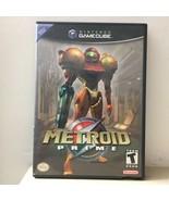 Metroid Prime (Nintendo GameCube, 2004) WII ~ BLACK LABEL - $19.34
