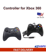 USB Wired/Wireless Game Controller For XBOX 360& PC - $14.92+