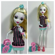 Monster High Doll   Lagoona Blue   Scaris City of Frights - $35.00