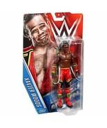 Xavier Woods WWE 2016 Smack Down Wrestling Action Figure NIB Mattel NIP WWF - $29.69