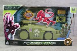 Alien Collection Xenomorph Attack Space Colony Defense Advanced APC Vehicle New - $19.75