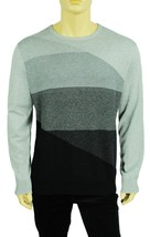 NEW CALVIN KLEIN COTTON MODAL END ON END CREW NECK PULLOVER SWEATER $89 - $26.99