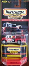 MATCHBOX Collectibles Premiere Fire Ft. Wayne International Pumper  - $25.95