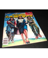 NATIONAL LAMPOON Magazine Aug 1981 VG WOMEN WORK FORCE ISSUE TR Schorr C... - $17.99