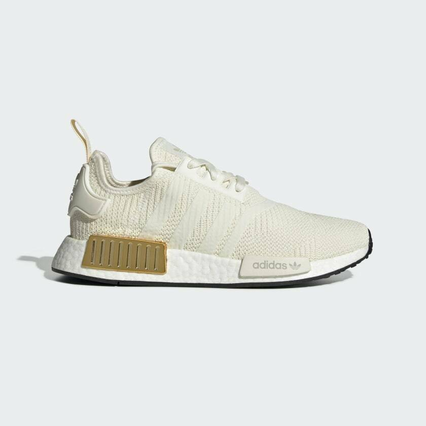Primary image for Adidas Originals Women's Off White NMD_R1 Shoes Casual Running Shoes EE5174