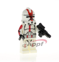 Clone Trooper Imperial Army Star Wars Custom Minifigure Building Block f... - $4.45