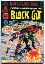 Black Cat 63 VG 4.0 Volume 2 1962 Harvey Giant Size Lee Elias - $38.60