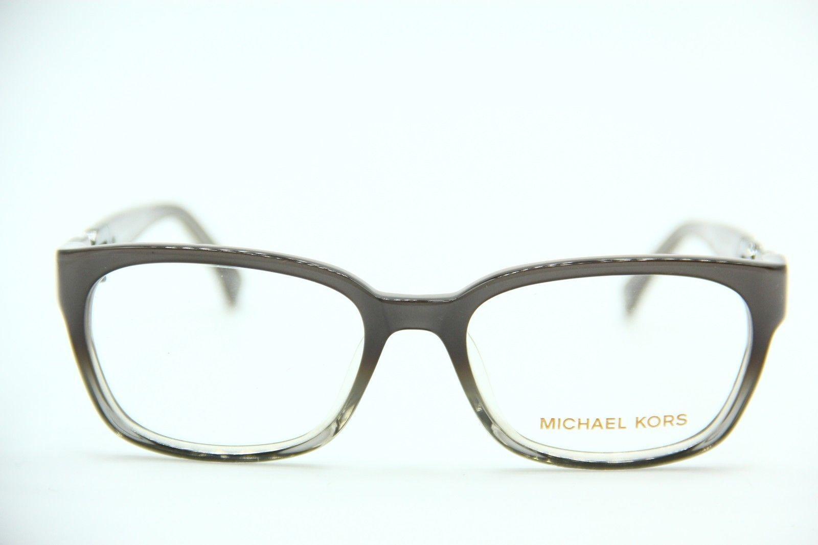 NEW MICHAEL KORS MK 869 039 GREIGE EYEGLASSES AUTHENTIC RX MK869 51-17