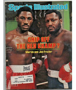 1981 Sports Illustrated Joe Frazier Indy 500 Bobby Unser Horse Racing Is... - $2.50