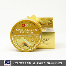 [ SNP ] Gold Collagen Eye Patch 60 ea - $17.57