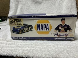 1996 NAPA Die-cast 1:24 Scale RACE TRUCK #16 RON HORNADAY JR. New in Box - $22.47