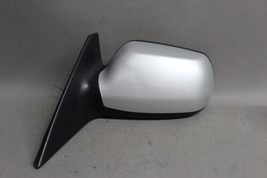 03 04 05 06 07 08 Mazda 6 Left Driver Side Power Silver Door Mirror Oem - $54.44
