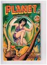 Planet 44 F/VF 1946 Great GGA Futura, Mysta--White Mountain Pedigree Sci... - $450.00