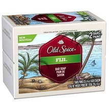 Old Spice Fresh Collection Fiji Scent Bar Soap Twin Pack 8 Oz (Pack of 3) - $14.94