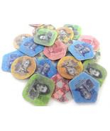 TRANSNISTRIA PMR 1 3 5 10 Rubley 2014 SET 4 Plastic COINS Moldova Uncirc... - €3,24 EUR