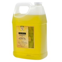 75% Canola, 25% Extra Virgin Olive Oil Blend - 6 plastic jugs - 1 Gallon ea - $154.66