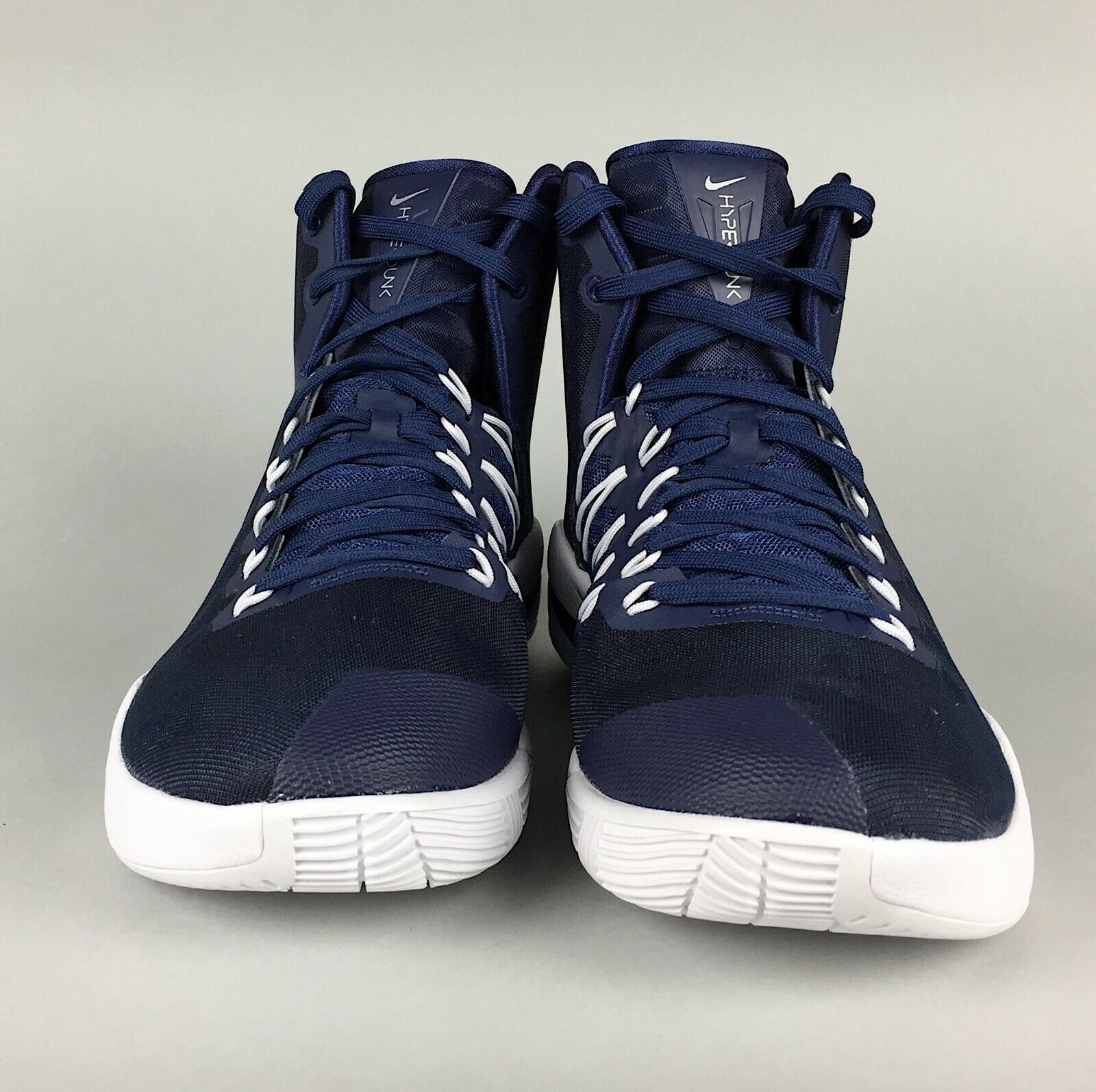 New Men's Nike Hyperdunk 2016 Basketball Shoe Size 11.5 Blue White 856483-442 image 3
