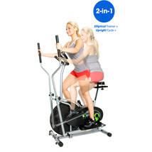 Elliptical Cross Trainer Home Gym Workout Crosstrainer Machine Fitness E... - $187.06