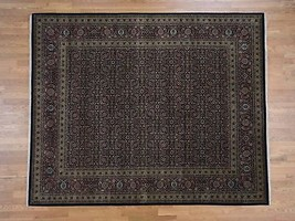 """8'1""""x10' Herati All Over Design Wool and Silk HandKnotted Oriental Rug G... - $1,600.83"""