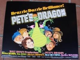 Disney  Pete's Dragon Elliot  Mickey Rooney WDP Lobby Card - $23.00