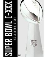 NFL Films Super bowl Collection - Superbowl I-XXX (DVD, 2004, 15-Disc Se... - $29.92