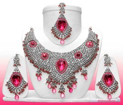Zicsy Engegment & Partywear Jewellery  Necklace Set BOMM331 - $38.00