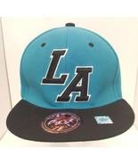 LA City LOS ANGELES CA Baseball Cap Truck Hat California Adjustable Blac... - $19.79