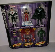 DC Super Heroes Justice League Unlimited Lord Batman Wonder Woman Doomsd... - $32.94