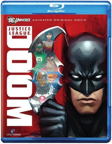 DCU Justice League: Doom (Blu-ray)