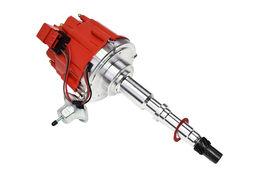 A-TEAM  AMC JEEP CJ5 CJ7 304 360 401 V-8 HEI DISTRIBUTOR RED 65K VOLT COIL image 7