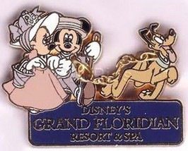 Disney WDW Grand Floridian Resort Authentic WDW Disney pin - $39.99