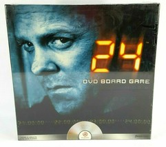 Factory Sealed Pressman 24 DVD Trivia Board Game Children Adults Brand New - $13.77