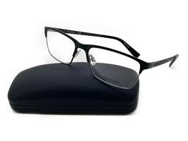 Eyeglasses NAUTICA N7269 001 BLACK 58-17-140 large size 58mm - $33.92