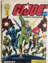 G.I. JOE #2 (1987) Marvel Comics digest FINE- - $9.89