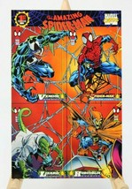 The Amazing Spiderman Uncut Promo Sheet 1st Edition Clean 1994 - $7.69