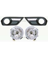 FOG LIGHT AND DAYLIGHT DAY LIGHT LAMP FOR ISUZU MU-X MU X 2013 2014 2015 - $183.61