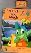LeapFrog  - A Tad Too Much (Don't Cry Wolf)  - $4.50