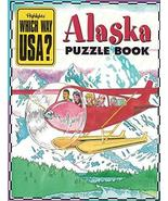 Alaska Puzzle Book (Which Way USA?) [Paperback] - $9.85