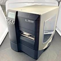 Zebra ZM400 ZM400-2001-0700T TT/DT Industrial Label Barcode Printer USB Wireless - $395.99