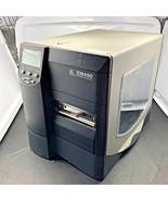 Zebra ZM400 ZM400-2001-0700T TT/DT Industrial Label Barcode Printer USB ... - $395.99