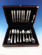 Normandie by Wallace Sterling Silver Flatware Set For 8 Service 52 Pieces - $2,495.00