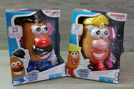 Mr. & Mrs. Potato Head Classic Retro (Playskool Friends) Complete Set Ne... - $34.60