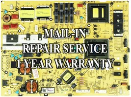 Mail-in Repair Service For Sony 1-474-309-11 Power Supply 1 YEAR WARRANTY - $69.95